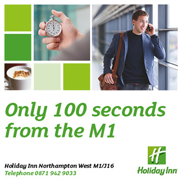 Only 100 seconds from the M1