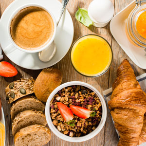 3 REASONS WHY IS BREAKFAST AT OUR HOTEL IN NORTHAMPTON IS SO IMPORTANT